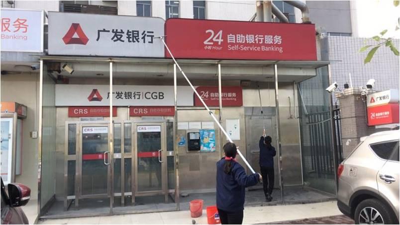 广发银行中山市柜员机网点案例