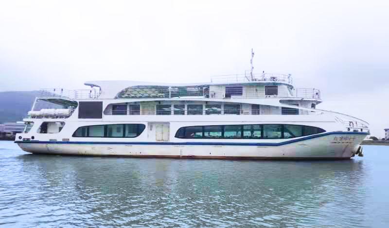 广东凯力船艇有限公司案例