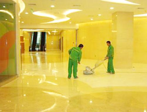 明捷清洁商场保洁方案
