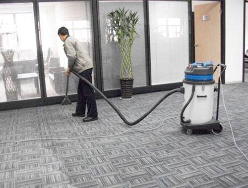 明捷清洁地毯清洗服务方案