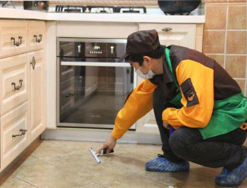 明捷清洁家政服务方案