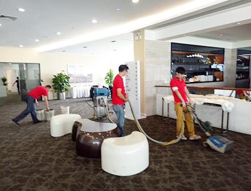 地毯清洁服务